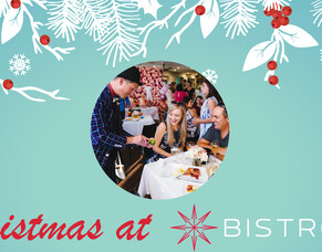 Christmas functions at Bistro 21